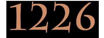 JahrZahl1226